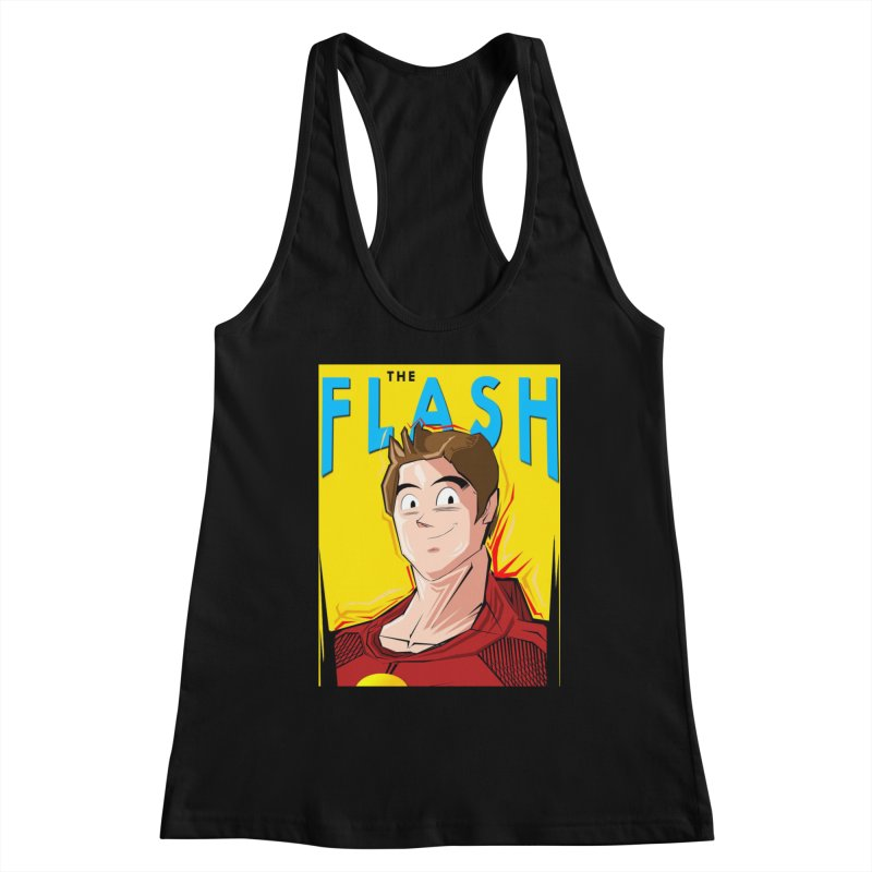 Dragonball Flash  Women's Tank by TheImaginativeHobbyist's Artist Shop