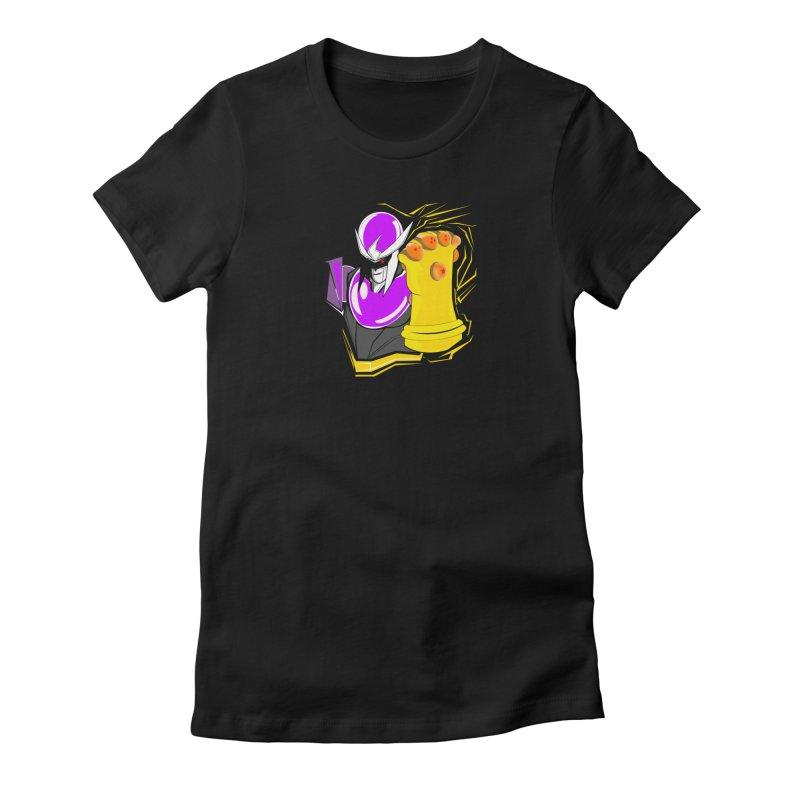 Got All Seven... Women's Fitted T-Shirt by TheImaginativeHobbyist's Artist Shop