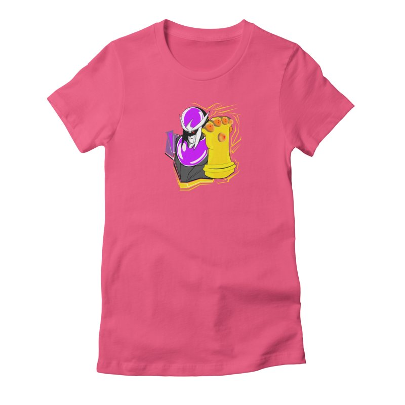 Got All Seven... Women's Fitted T-Shirt by TheImaginativeHobbyist's Artist Shop