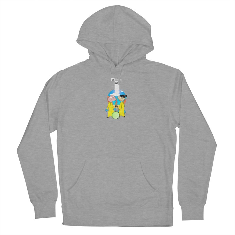 Breaking Edd Men's French Terry Pullover Hoody by TheImaginativeHobbyist's Artist Shop