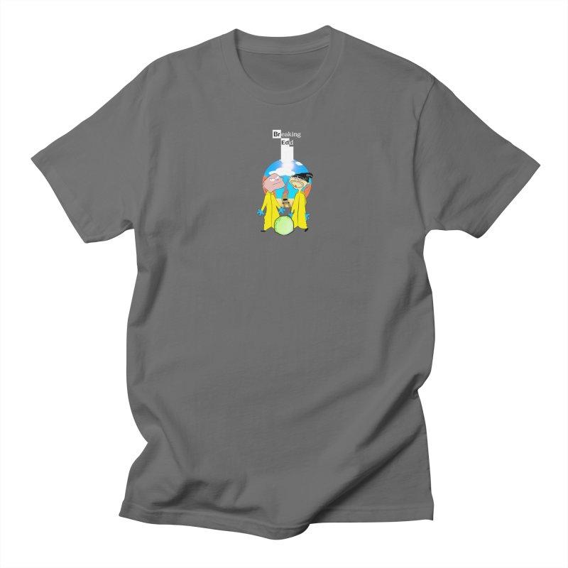 Breaking Edd Women's Regular Unisex T-Shirt by TheImaginativeHobbyist's Artist Shop