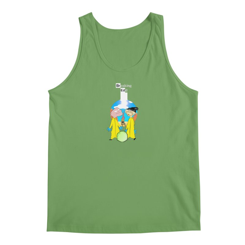 Breaking Edd Men's Tank by TheImaginativeHobbyist's Artist Shop