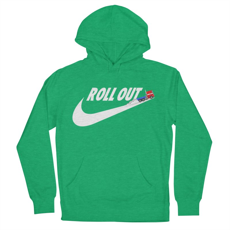 Roll Out Women's French Terry Pullover Hoody by TheImaginativeHobbyist's Artist Shop