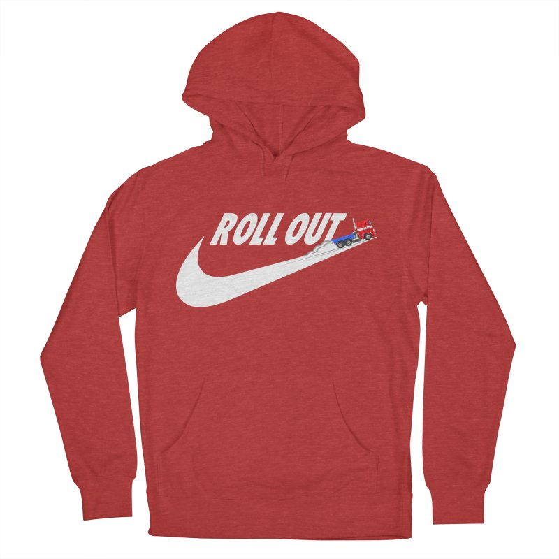 Roll Out Men's French Terry Pullover Hoody by TheImaginativeHobbyist's Artist Shop