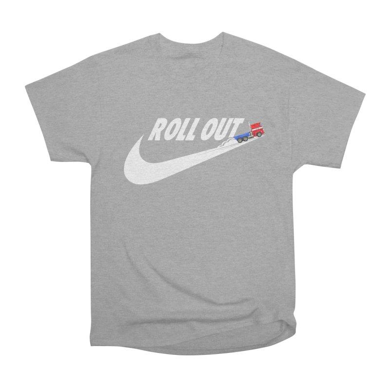 Roll Out Men's Heavyweight T-Shirt by TheImaginativeHobbyist's Artist Shop