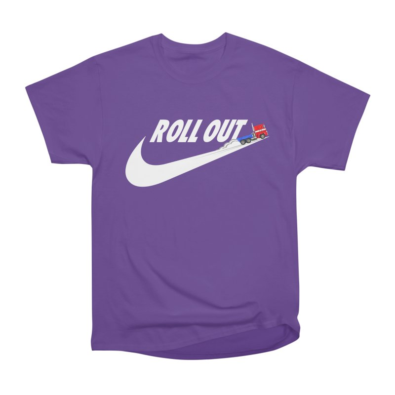 Roll Out Men's Heavyweight T-Shirt by TheImaginativeHobbyist's Artist Shop