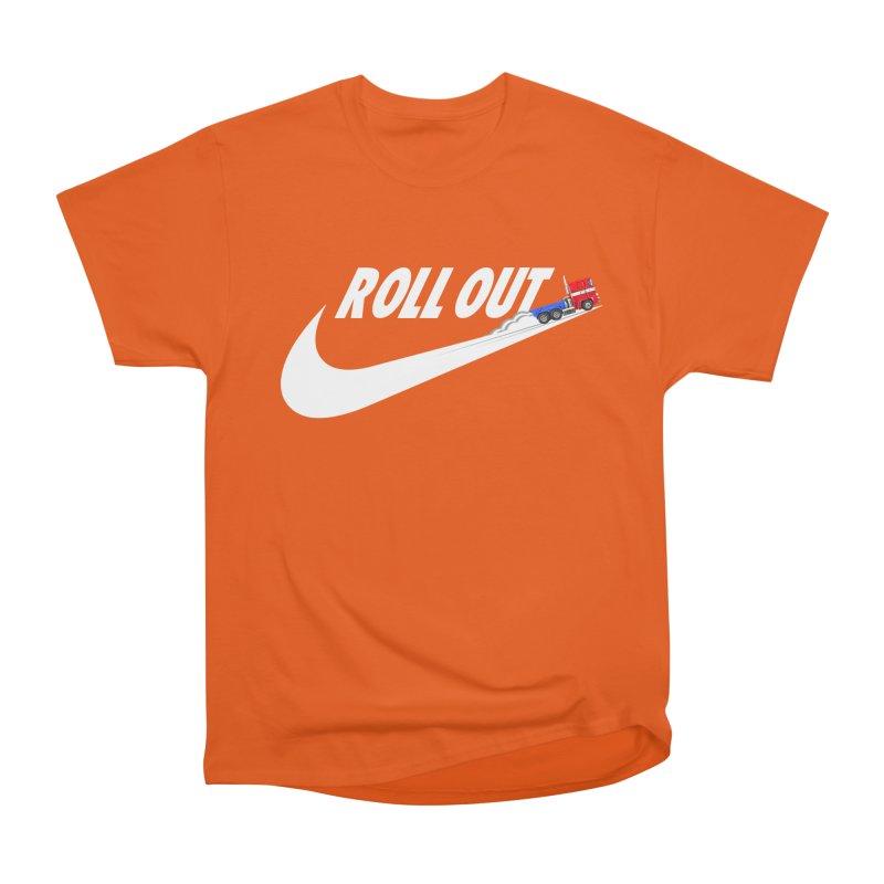 Roll Out Women's T-Shirt by TheImaginativeHobbyist's Artist Shop
