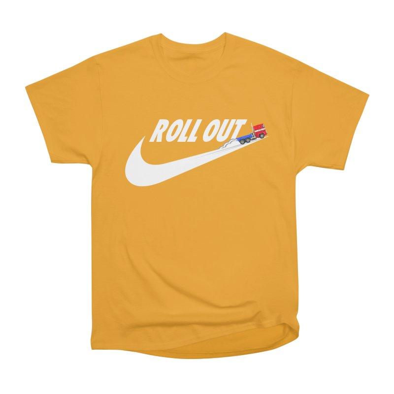 Roll Out Women's Heavyweight Unisex T-Shirt by TheImaginativeHobbyist's Artist Shop