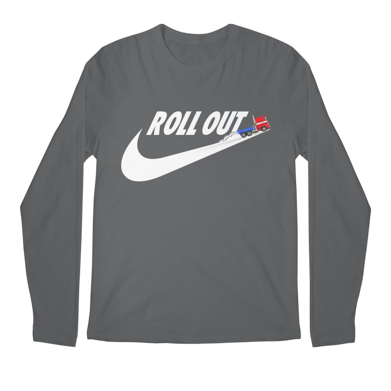 Roll Out Men's Longsleeve T-Shirt by TheImaginativeHobbyist's Artist Shop