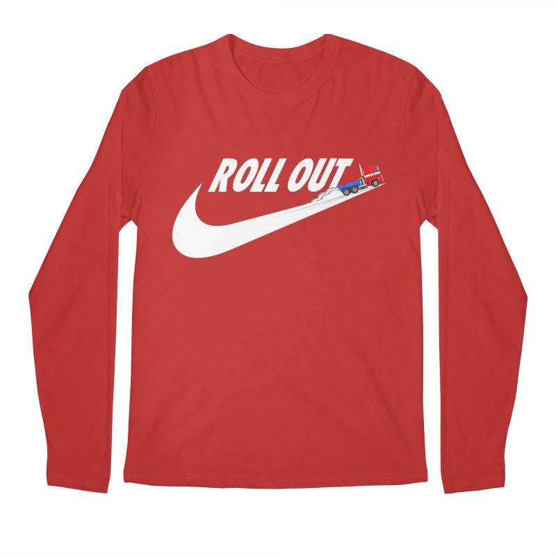 Roll Out Men's Longsleeve T-Shirt by TheImaginativeHobbyist's Artist Shop