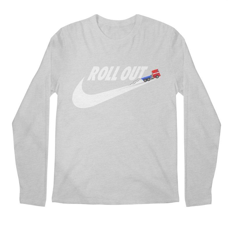 Roll Out Men's Regular Longsleeve T-Shirt by TheImaginativeHobbyist's Artist Shop