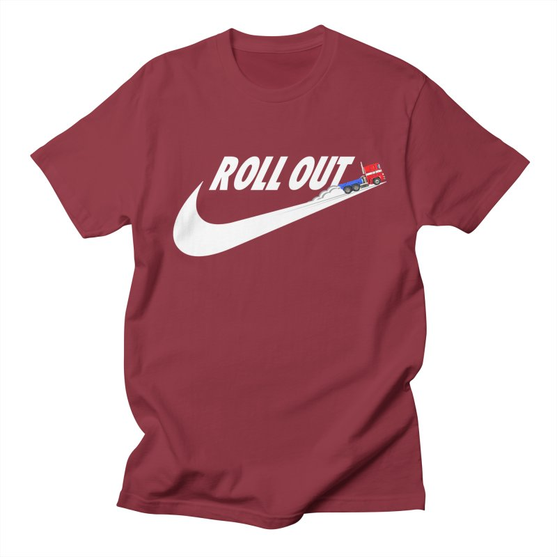 Roll Out Men's T-Shirt by TheImaginativeHobbyist's Artist Shop