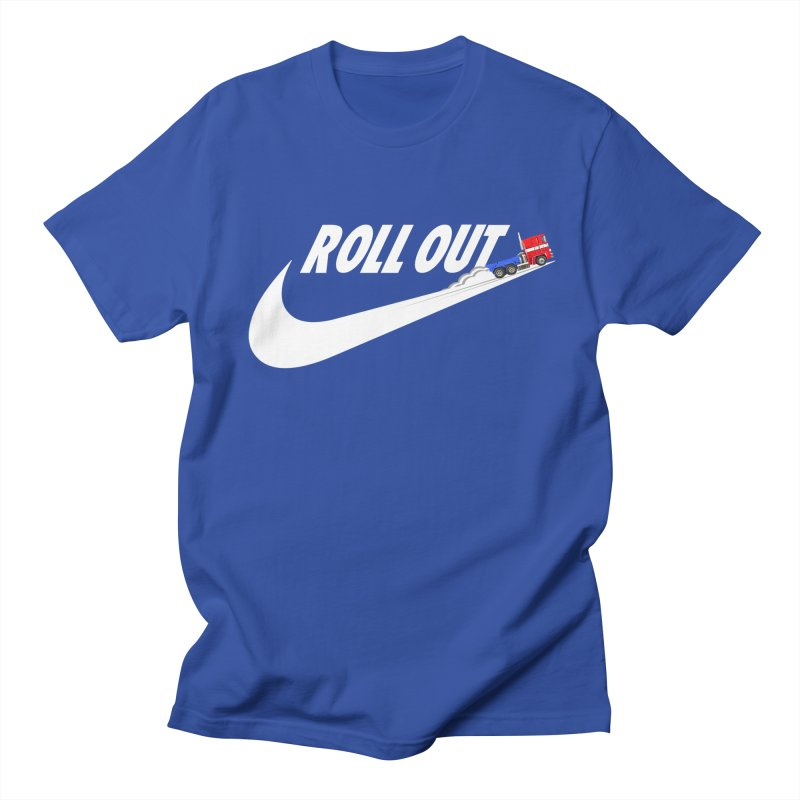 Roll Out Women's Regular Unisex T-Shirt by TheImaginativeHobbyist's Artist Shop