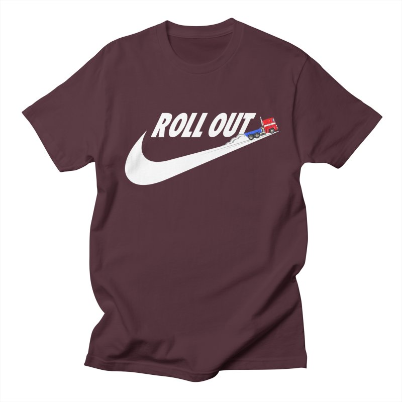 Roll Out Men's Regular T-Shirt by TheImaginativeHobbyist's Artist Shop