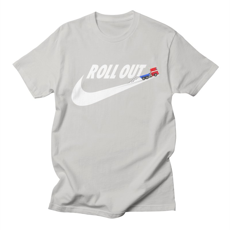 Roll Out Women's Regular Unisex T-Shirt by TheImaginativeHobbyist's Artist Shop