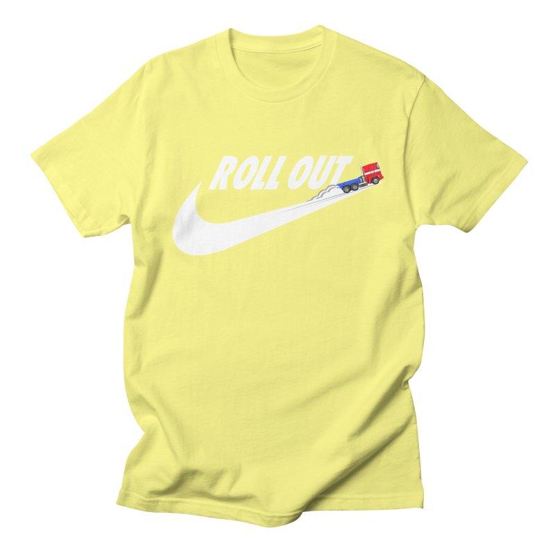 Roll Out Men's Regular T-Shirt by TheImaginativeHobbyist's Artist Shop