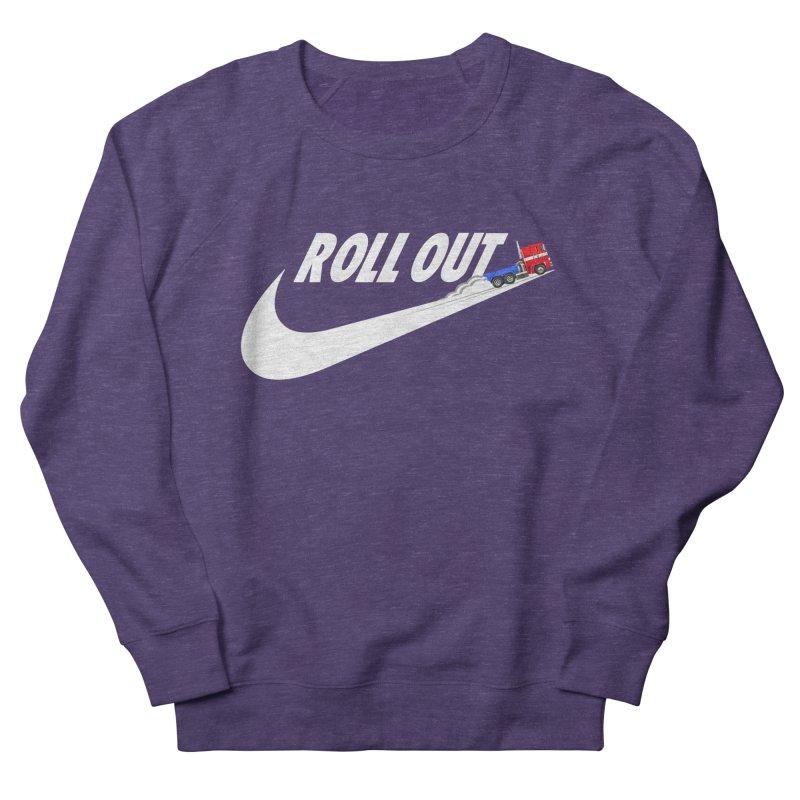 Roll Out Women's French Terry Sweatshirt by TheImaginativeHobbyist's Artist Shop