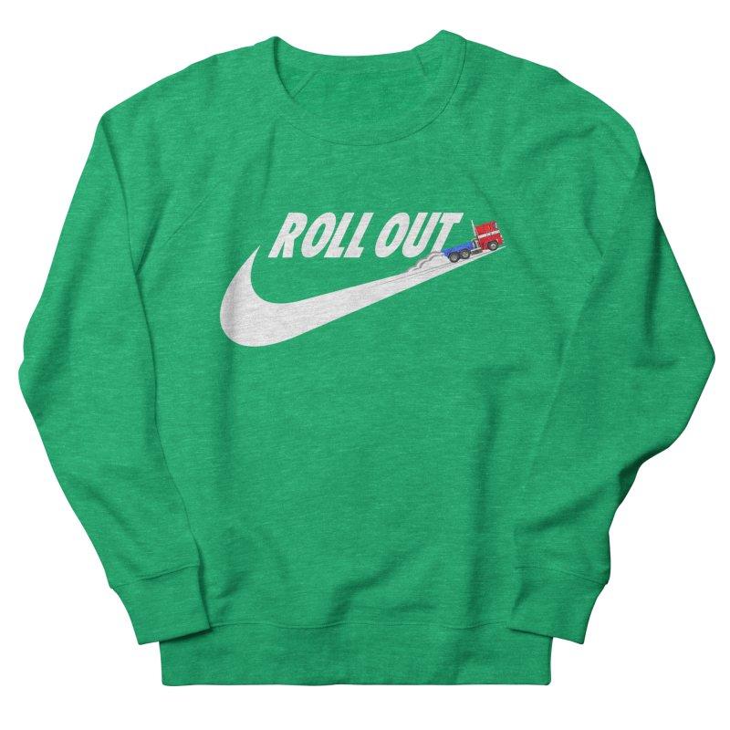 Roll Out Men's Sweatshirt by TheImaginativeHobbyist's Artist Shop