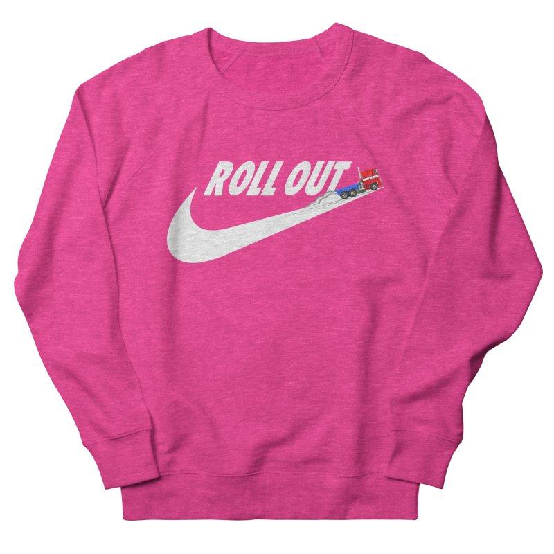 Roll Out Men's French Terry Sweatshirt by TheImaginativeHobbyist's Artist Shop