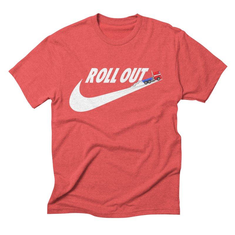 Roll Out Men's Triblend T-Shirt by TheImaginativeHobbyist's Artist Shop