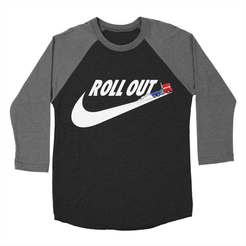 Roll Out Women's Baseball Triblend Longsleeve T-Shirt by TheImaginativeHobbyist's Artist Shop