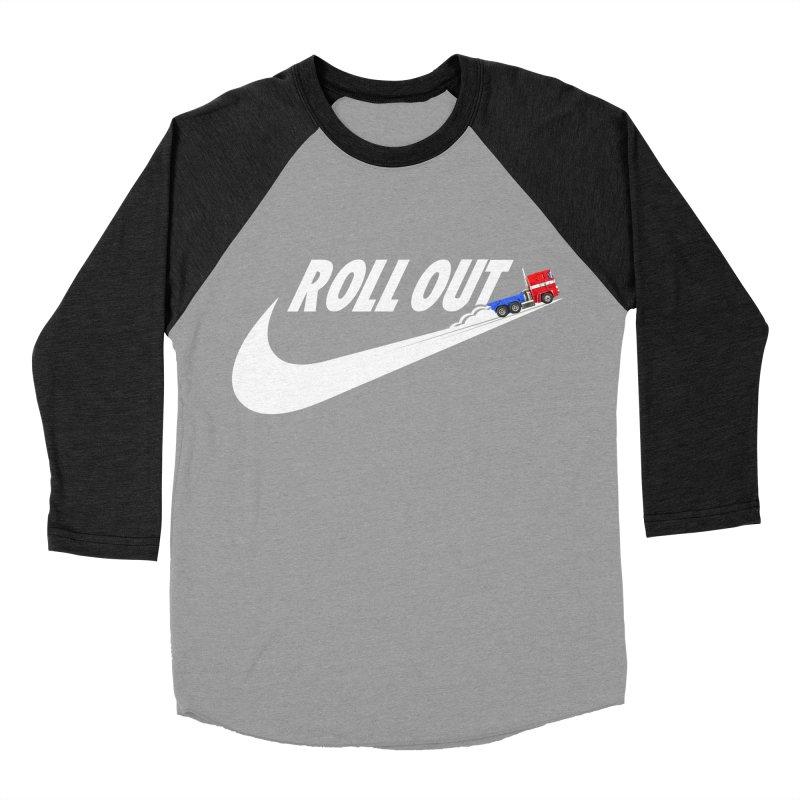 Roll Out Women's Baseball Triblend Longsleeve T-Shirt by TheImaginativeHobbyist's Artist Shop