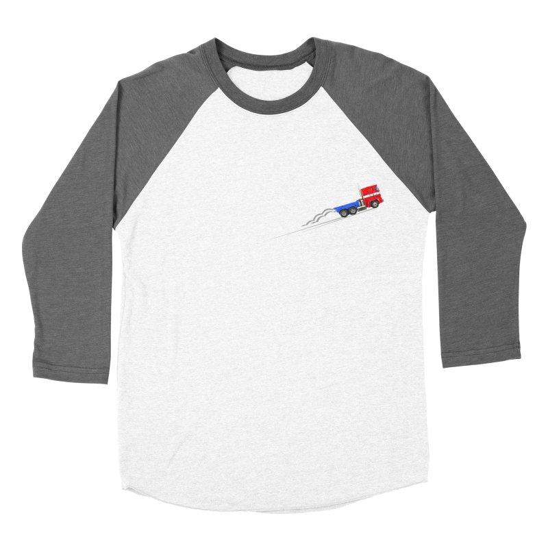 Roll Out Men's Baseball Triblend Longsleeve T-Shirt by TheImaginativeHobbyist's Artist Shop