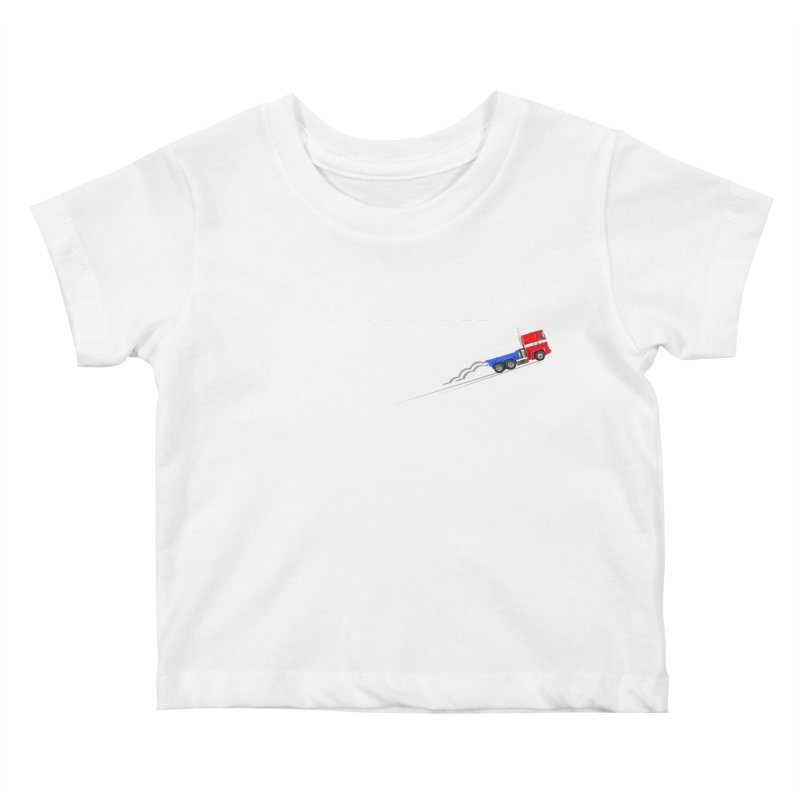 Roll Out Kids Baby T-Shirt by TheImaginativeHobbyist's Artist Shop