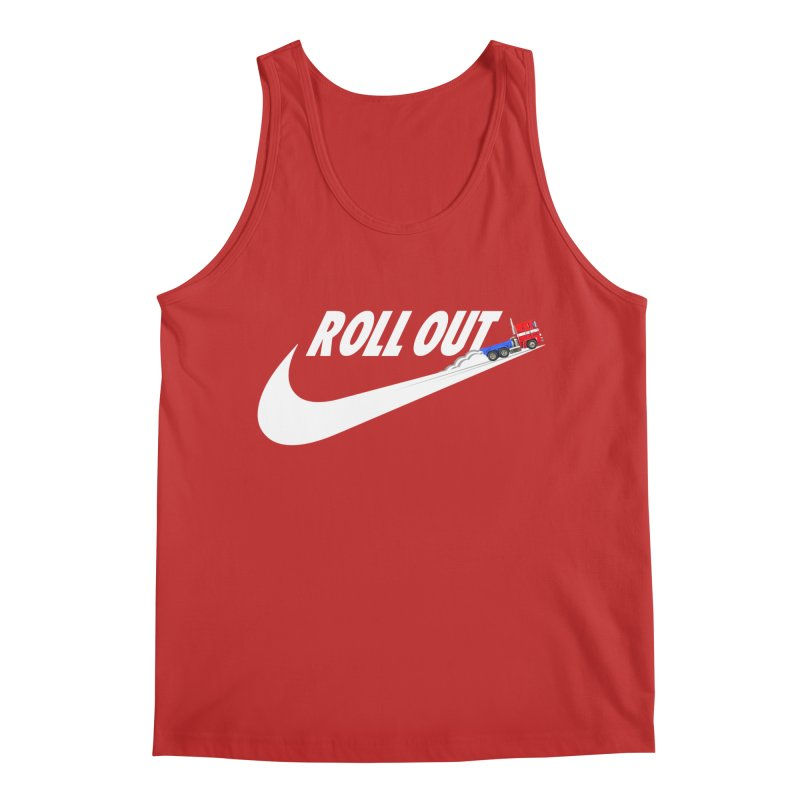 Roll Out Men's Tank by TheImaginativeHobbyist's Artist Shop