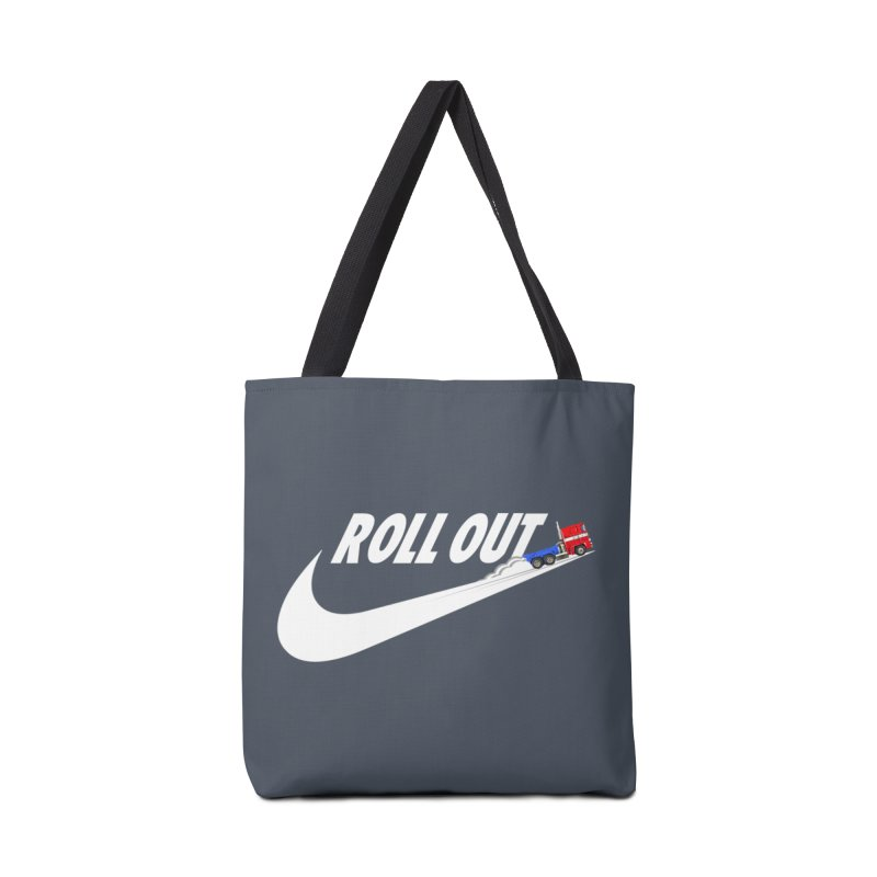 Roll Out Accessories Tote Bag Bag by TheImaginativeHobbyist's Artist Shop