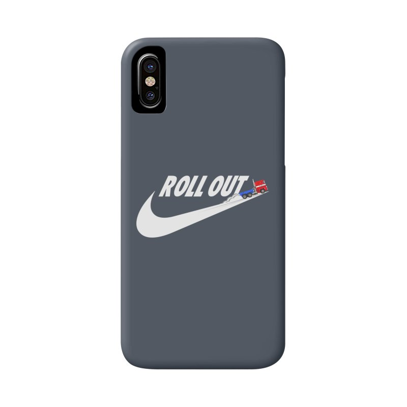 Roll Out Accessories Phone Case by TheImaginativeHobbyist's Artist Shop