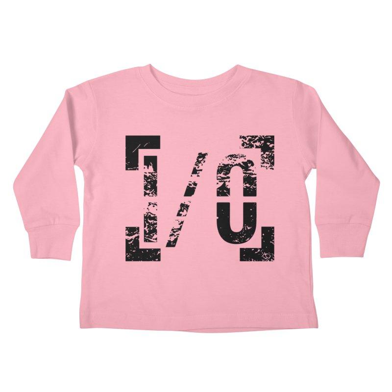 The Block Kids Toddler Longsleeve T-Shirt by Inner Outlines Artist Shop