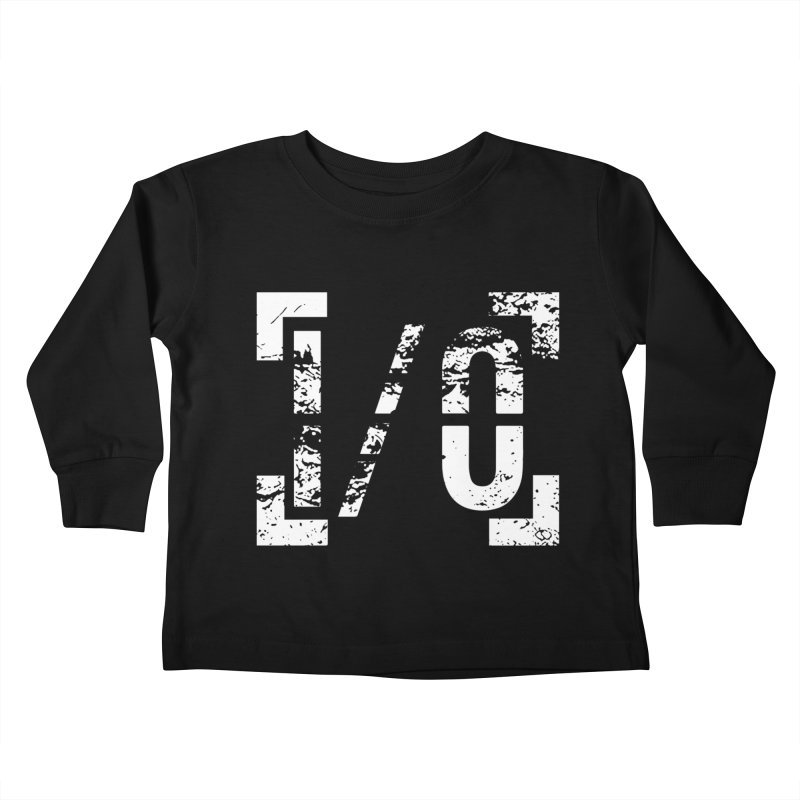 The Block Kids Toddler Longsleeve T-Shirt by Inner Outlines Artist Shop