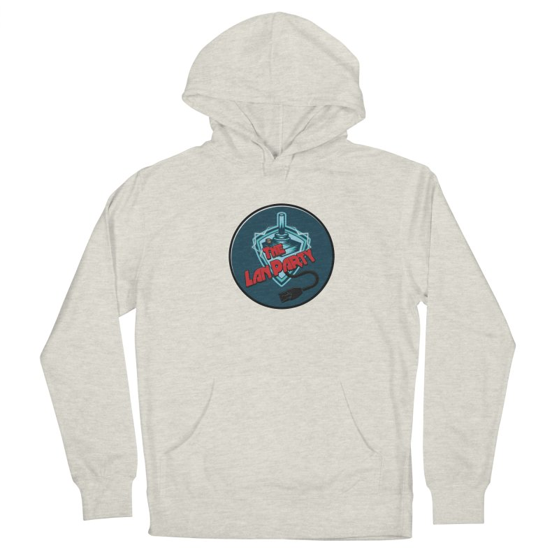 The Lan Party! Men's Pullover Hoody by The Lan Party Talk Show