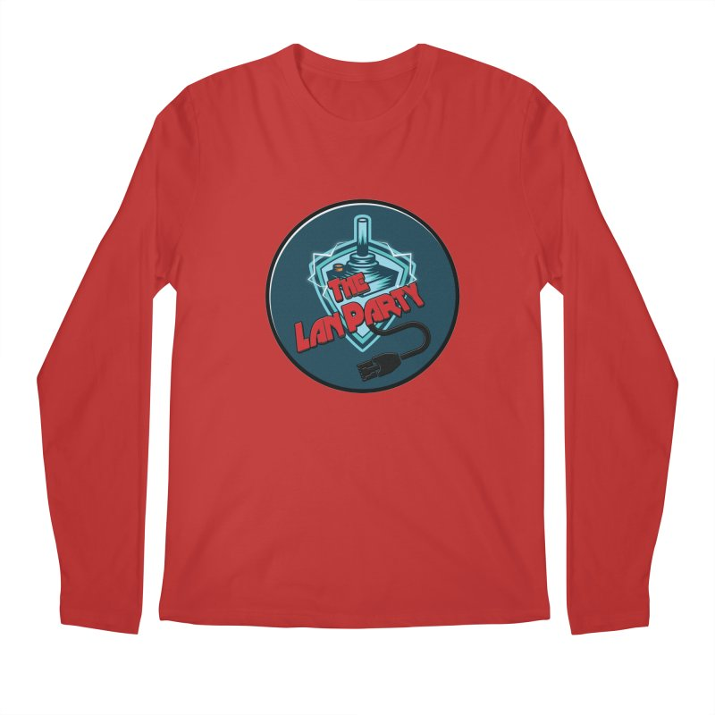 The Lan Party! Men's Longsleeve T-Shirt by The Lan Party Talk Show
