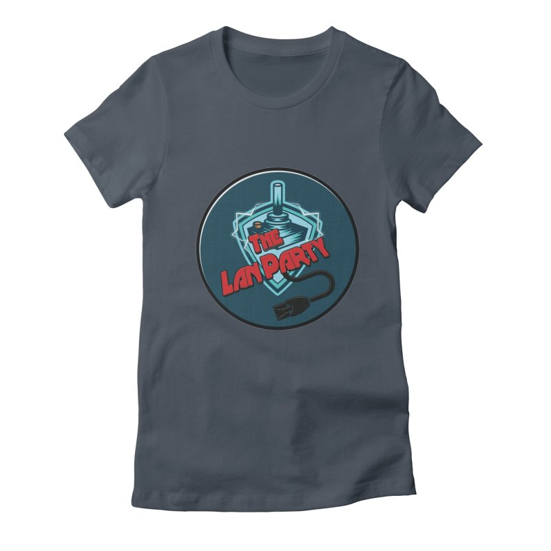 The Lan Party! Women's T-Shirt by The Lan Party Talk Show