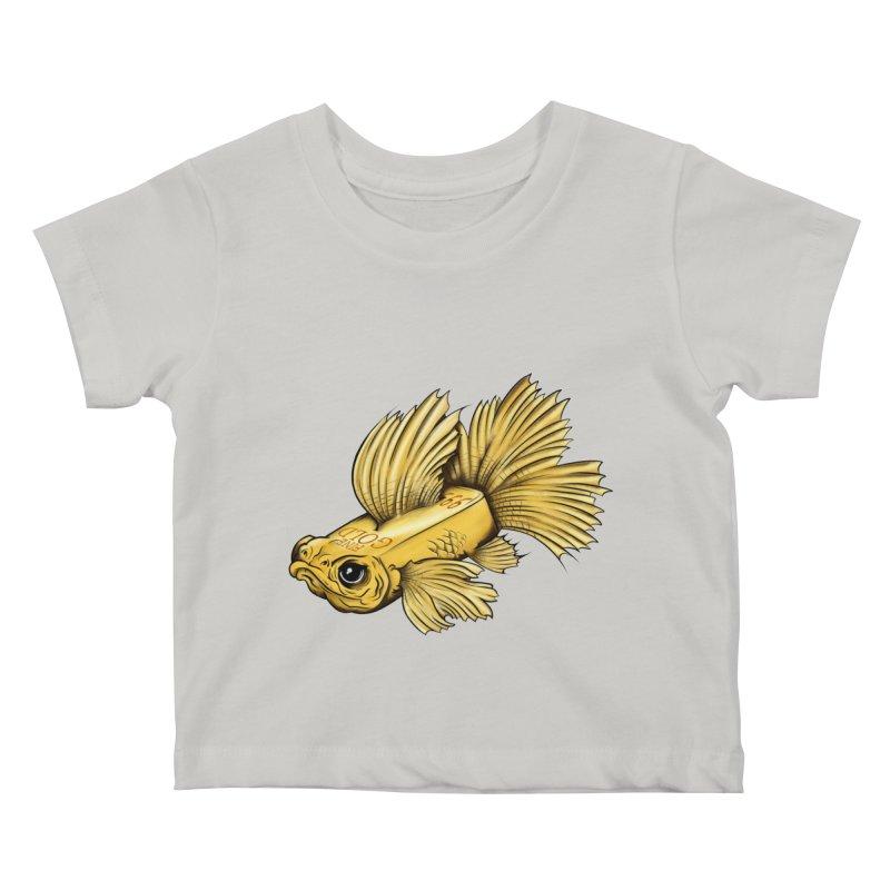 Fine Goldfish   by The Last Tsunami's Artist Shop