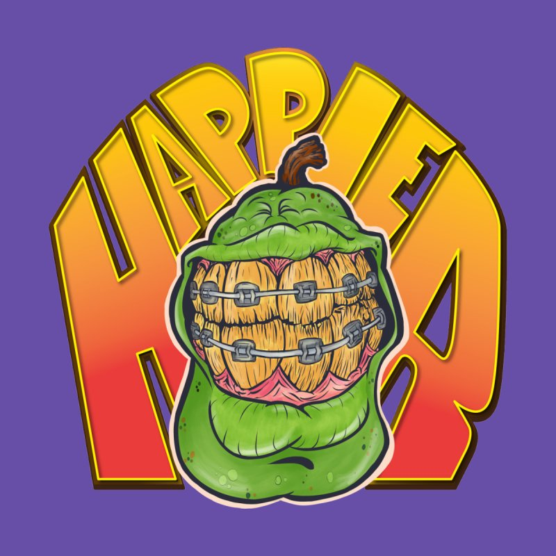 Happier as a Pear (Happear) None  by The Last Tsunami's Artist Shop