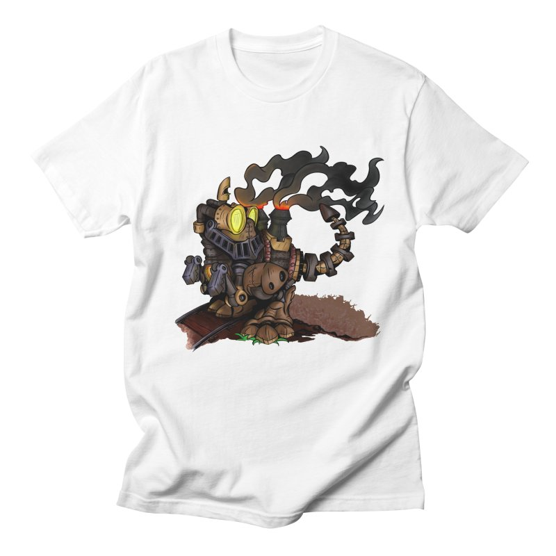 Steam (ChuChu) Rex   by The Last Tsunami's Artist Shop