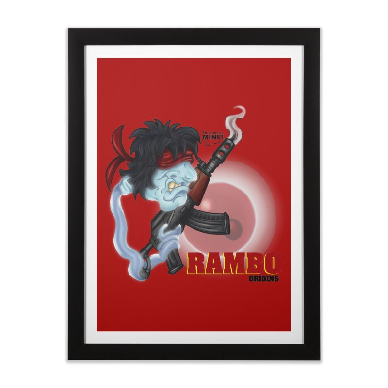 This one is MINE! Home Framed Fine Art Print by The Last Tsunami's Artist Shop