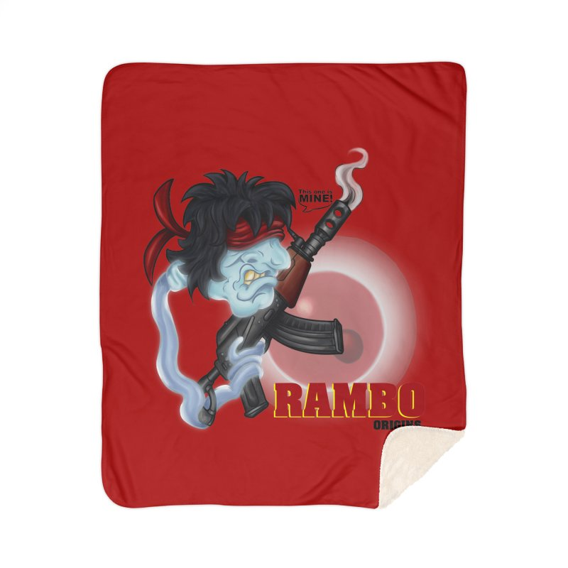 This one is MINE! Home Sherpa Blanket Blanket by The Last Tsunami's Artist Shop