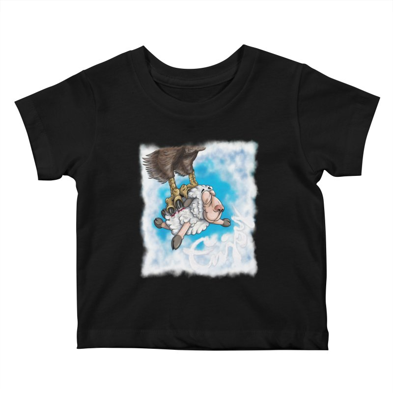 Enjoy till it lasts Kids Baby T-Shirt by The Last Tsunami's Artist Shop