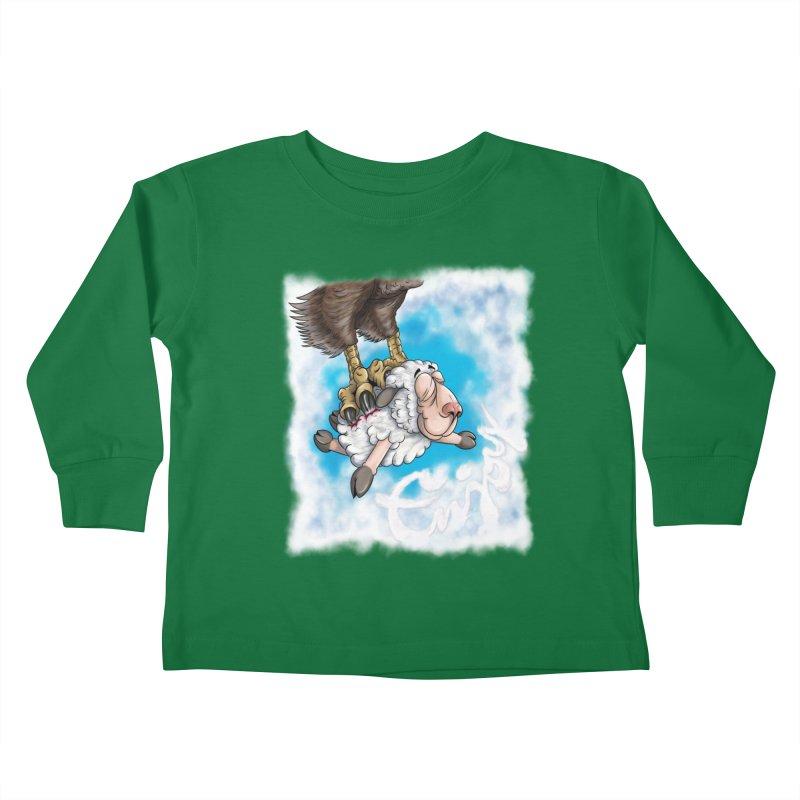 Enjoy till it lasts Kids Toddler Longsleeve T-Shirt by The Last Tsunami's Artist Shop