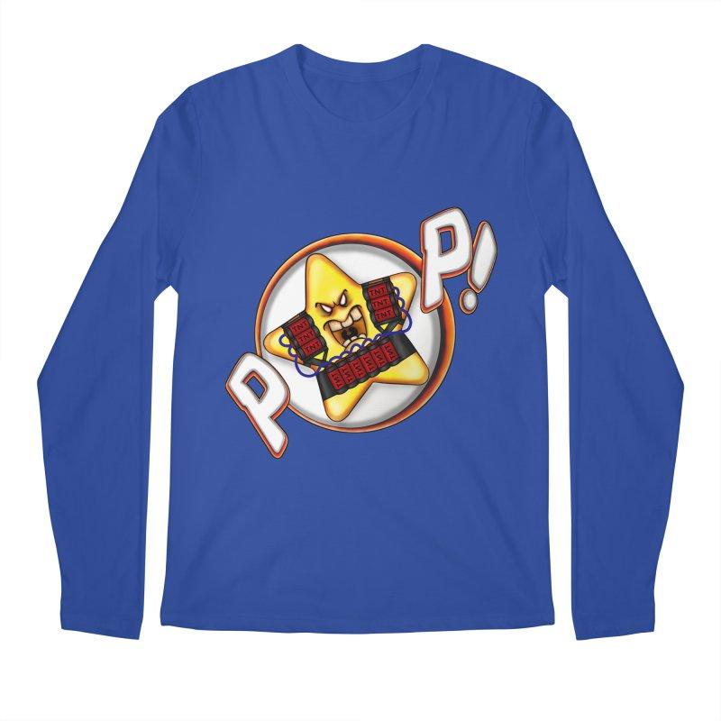 Pop Star! Men's Longsleeve T-Shirt by The Last Tsunami's Artist Shop