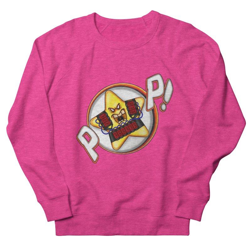 Pop Star! Women's Sweatshirt by The Last Tsunami's Artist Shop