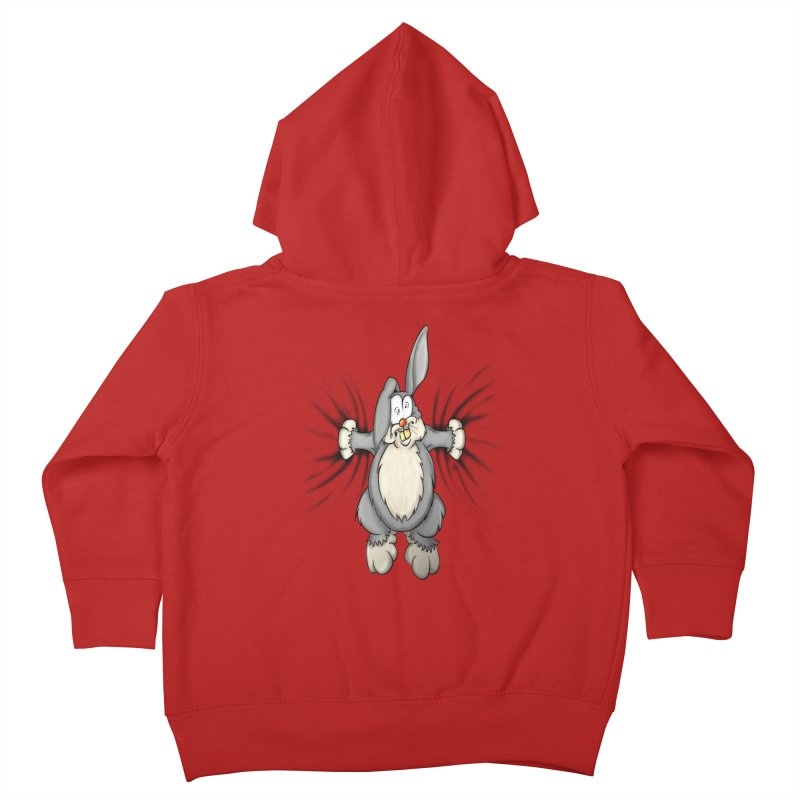 I've seen some things Kids Toddler Zip-Up Hoody by The Last Tsunami's Artist Shop