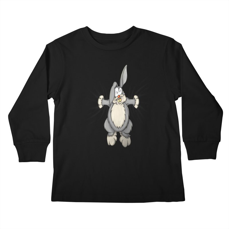 I've seen some things Kids Longsleeve T-Shirt by The Last Tsunami's Artist Shop