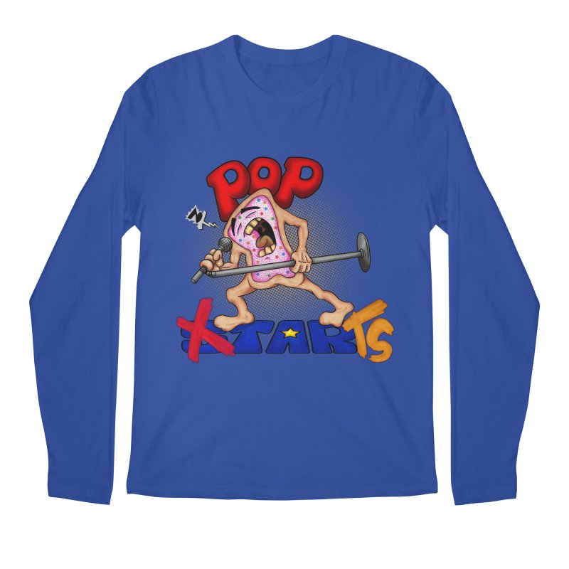 Pop Tarts Men's Longsleeve T-Shirt by The Last Tsunami's Artist Shop
