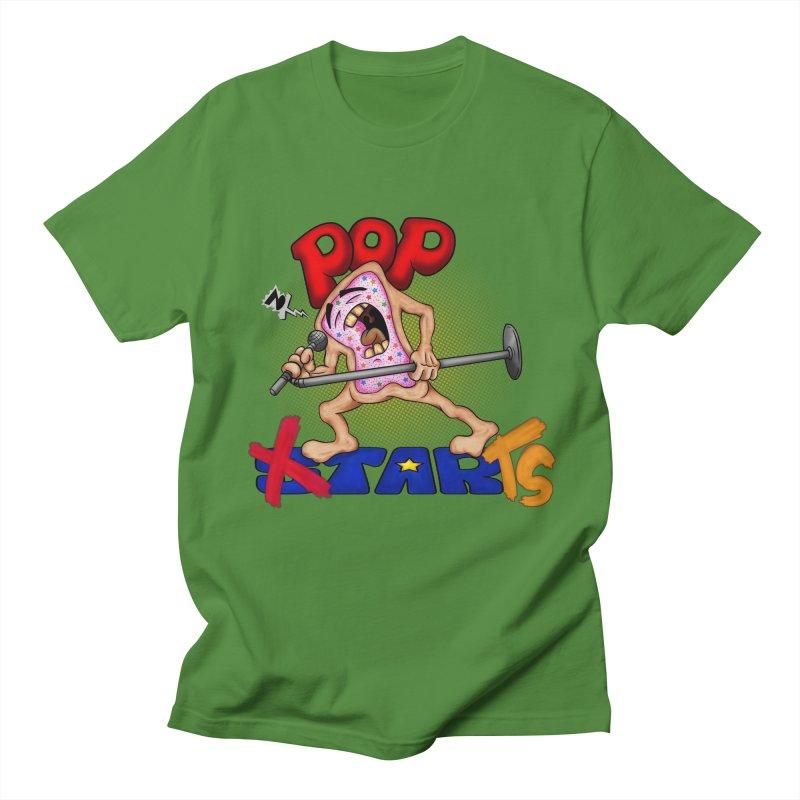 Pop Tarts Men's T-shirt by The Last Tsunami's Artist Shop