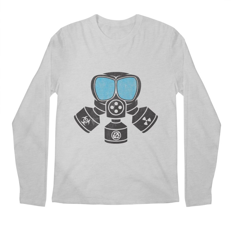 Bio-hazardous People Men's Longsleeve T-Shirt by The Last Tsunami's Artist Shop